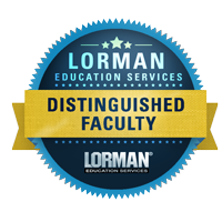 Lorman Education Services Distinguished Faculty