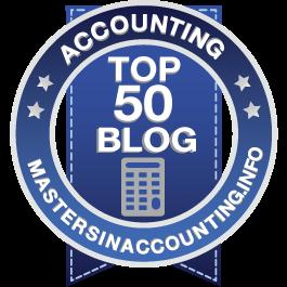 Top 50 Accounting Blog